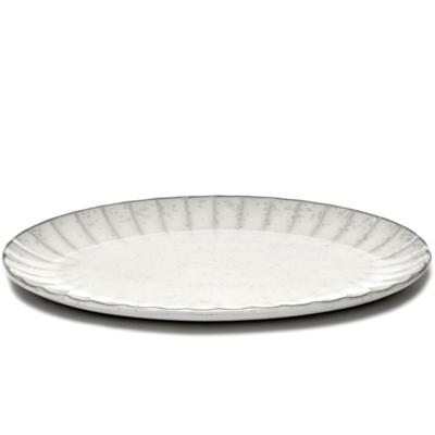 Sergio-Herman-INKU-Plate-oval-L-L30-SERAX-B5120236W.png