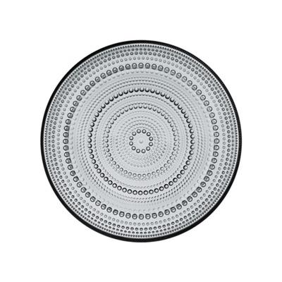 Kastehelmi_Iittala_plate_248mm_grey_Bohero.JPG