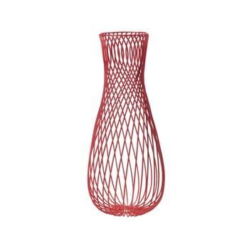 Antonino_Sciortino_LEO_Serax_wire_vase_red_Bohero_1.jpg
