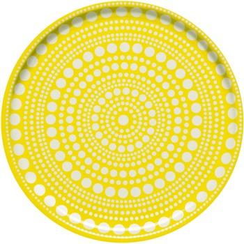 iittala_Kastehelmi_tray_35cm_yellow_glossy_Bohero.JPG