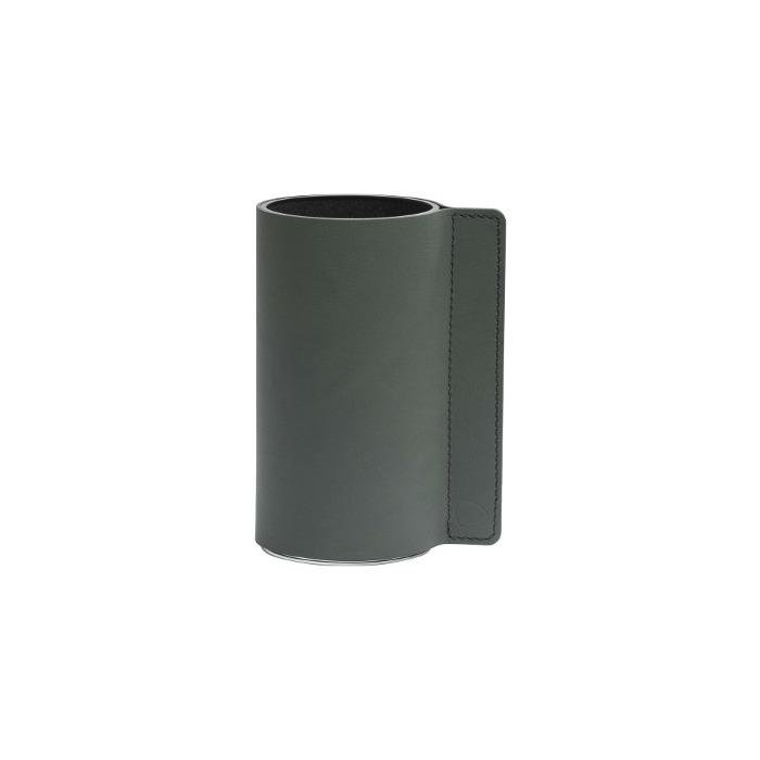 LindDNA Block Vase S - Nupo vert pastel - h 15 cm